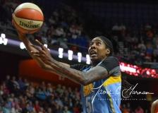WNBA Connecticut Sun 83 vs. Chicago Sky 96 (58)