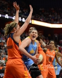 WNBA Connecticut Sun 83 vs. Chicago Sky 96 (59)