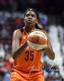 WNBA Connecticut Sun 83 vs. Chicago Sky 96 (69)