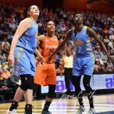 WNBA Connecticut Sun 83 vs. Chicago Sky 96 (70)
