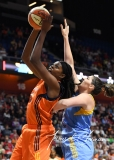 WNBA Connecticut Sun 83 vs. Chicago Sky 96 (71)