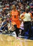 WNBA Connecticut Sun 83 vs. Chicago Sky 96 (72)