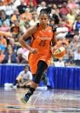 WNBA Connecticut Sun 83 vs. Chicago Sky 96 (79)