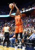 WNBA Connecticut Sun 83 vs. Chicago Sky 96 (80)