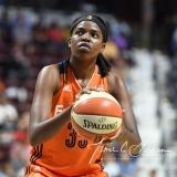 WNBA Connecticut Sun 83 vs. Chicago Sky 96 (81)
