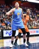 WNBA Connecticut Sun 83 vs. Chicago Sky 96 (82)