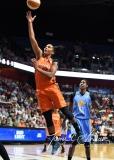 WNBA Connecticut Sun 83 vs. Chicago Sky 96 (83)