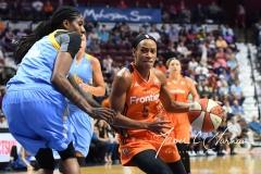 WNBA Connecticut Sun 83 vs. Chicago Sky 96 (86)