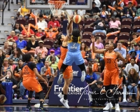 WNBA Connecticut Sun 83 vs. Chicago Sky 96 (91)