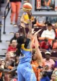 WNBA Connecticut Sun 83 vs. Chicago Sky 96 (98)
