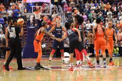 WNBA - Connecticut Sun 83 vs. Washington Mystics 75 (11)