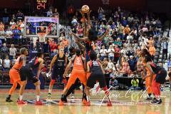 WNBA - Connecticut Sun 83 vs. Washington Mystics 75 (12)
