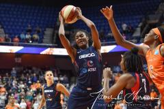 WNBA - Connecticut Sun 83 vs. Washington Mystics 75 (14)