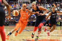 WNBA - Connecticut Sun 83 vs. Washington Mystics 75 (17)