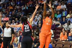 WNBA - Connecticut Sun 83 vs. Washington Mystics 75 (18)
