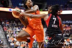 WNBA - Connecticut Sun 83 vs. Washington Mystics 75 (23)