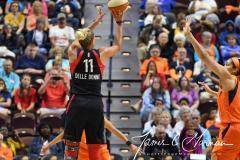 WNBA - Connecticut Sun 83 vs. Washington Mystics 75 (24)