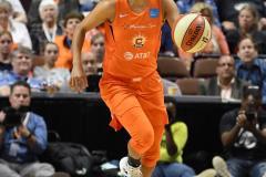 WNBA - Connecticut Sun 83 vs. Washington Mystics 75 (25)