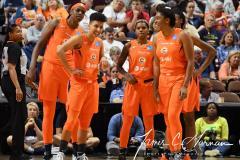 WNBA - Connecticut Sun 83 vs. Washington Mystics 75 (27)