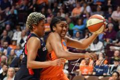 WNBA - Connecticut Sun 83 vs. Washington Mystics 75 (33)