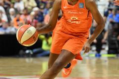 WNBA - Connecticut Sun 83 vs. Washington Mystics 75 (34)