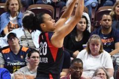 WNBA - Connecticut Sun 83 vs. Washington Mystics 75 (37)