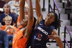 WNBA - Connecticut Sun 83 vs. Washington Mystics 75 (38)