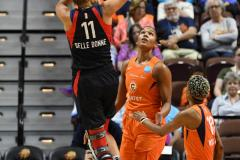 WNBA - Connecticut Sun 83 vs. Washington Mystics 75 (39)