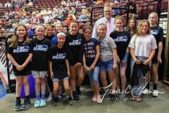 WNBA - Connecticut Sun 83 vs. Washington Mystics 75 (4)