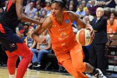 WNBA - Connecticut Sun 83 vs. Washington Mystics 75 (40)