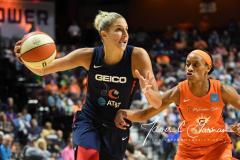 WNBA - Connecticut Sun 83 vs. Washington Mystics 75 (42)