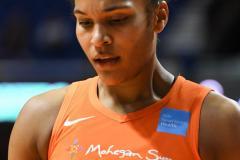 WNBA - Connecticut Sun 83 vs. Washington Mystics 75 (43)
