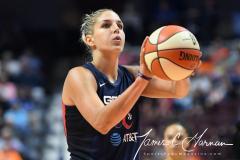 WNBA - Connecticut Sun 83 vs. Washington Mystics 75 (47)