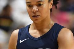 WNBA - Connecticut Sun 83 vs. Washington Mystics 75 (48)