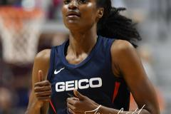 WNBA - Connecticut Sun 83 vs. Washington Mystics 75 (49)