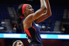 WNBA - Connecticut Sun 83 vs. Washington Mystics 75 (62)