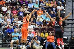 WNBA - Connecticut Sun 83 vs. Washington Mystics 75 (63)