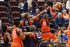 WNBA - Connecticut Sun 83 vs. Washington Mystics 75 (64)
