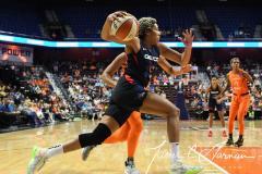 WNBA - Connecticut Sun 83 vs. Washington Mystics 75 (67)