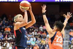 WNBA - Connecticut Sun 83 vs. Washington Mystics 75 (68)