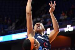 WNBA - Connecticut Sun 83 vs. Washington Mystics 75 (72)