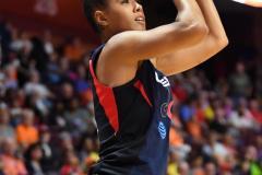 WNBA - Connecticut Sun 83 vs. Washington Mystics 75 (74)
