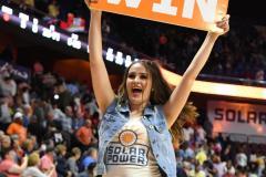 WNBA - Connecticut Sun 83 vs. Washington Mystics 75 (78)