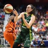 WNBA Connecticut Sun 84 vs. Seattle Storm 71 (13)