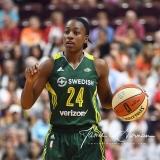 WNBA Connecticut Sun 84 vs. Seattle Storm 71 (14)