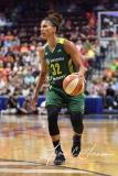 WNBA Connecticut Sun 84 vs. Seattle Storm 71 (15)