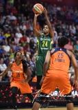 WNBA Connecticut Sun 84 vs. Seattle Storm 71 (16)