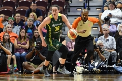 WNBA Connecticut Sun 84 vs. Seattle Storm 71 (32)
