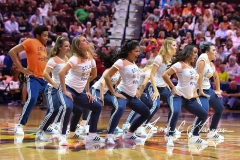 WNBA Connecticut Sun 84 vs. Seattle Storm 71 (36)