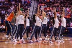 WNBA Connecticut Sun 84 vs. Seattle Storm 71 (37)
